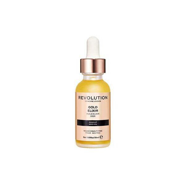 Revolution Skincare Gold Elixir szérum 30ml
