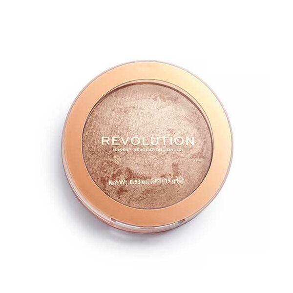 Makeup Revolution Reloaded Bronzosító Holiday Romance