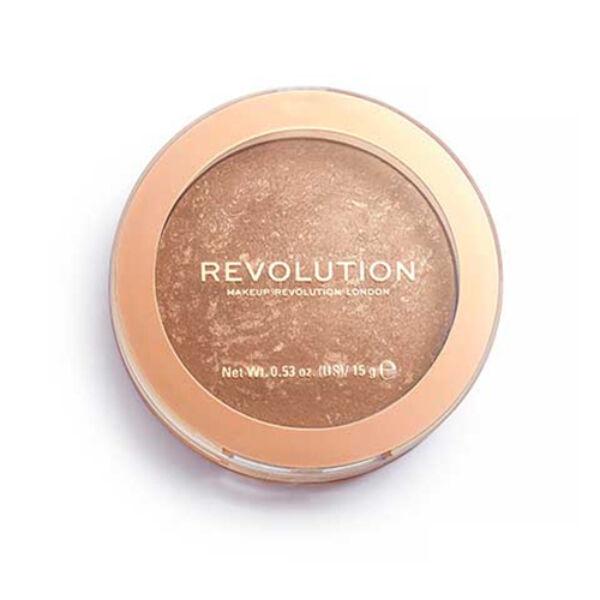 Makeup Revolution Reloaded Bronzosító Long Weekend