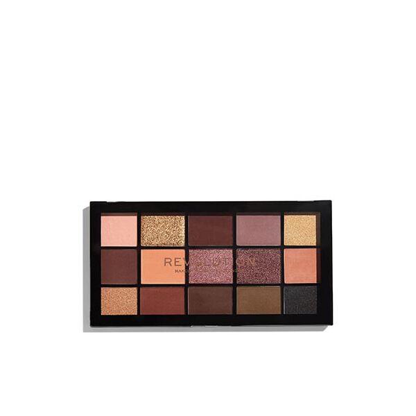 Makeup Revolution Re-Loaded Szemhéjpúder Paletta Velvet Rose