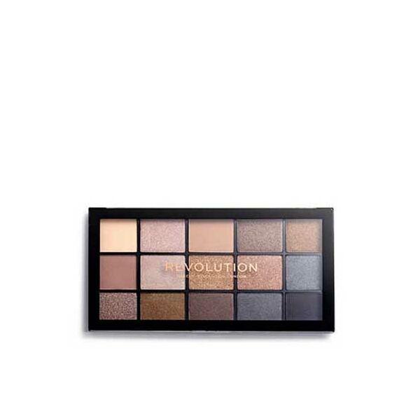 Makeup Revolution Reloaded Smoky Newtrals Szemhéjpúder Paletta