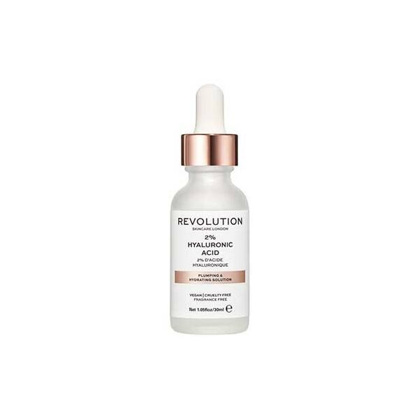 Revolution Skincare 2% Hyaluronic Acid Hialuronsavas Hidratáló szérum 30ml