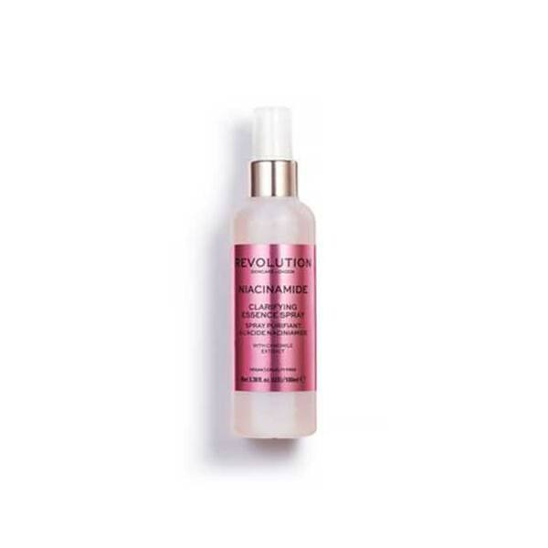 Revolution Skincare Niacinamide Essence Arcápoló spray 100ml