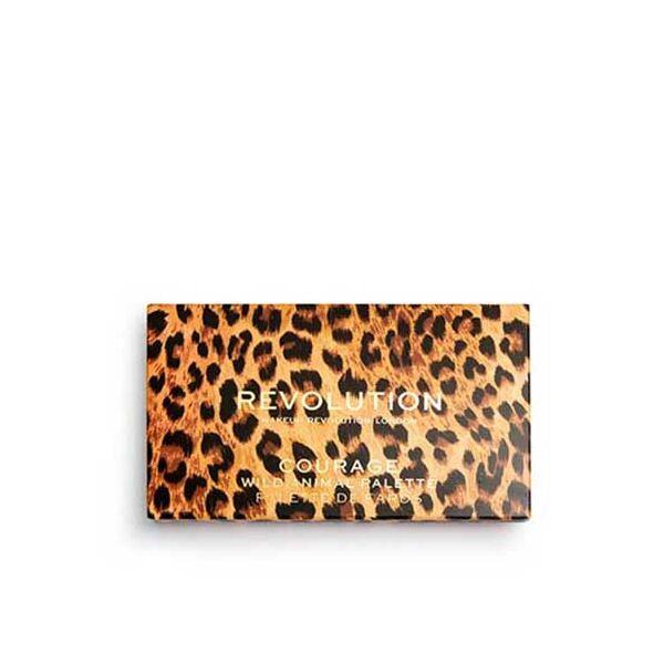 Makeup Revolution Wild Animal Courage Szemhéjpúder Paletta