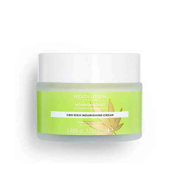 Revolution Skincare Nourish Boost Extra Tápláló krém száraz bőrre 50ml