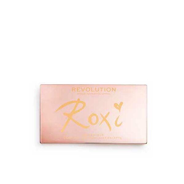 Makeup Revolution X Roxxsaurus Contour és Highlight Paletta