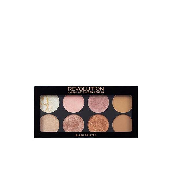 Makeup Revolution Pirosító Paletta Golden Sugar