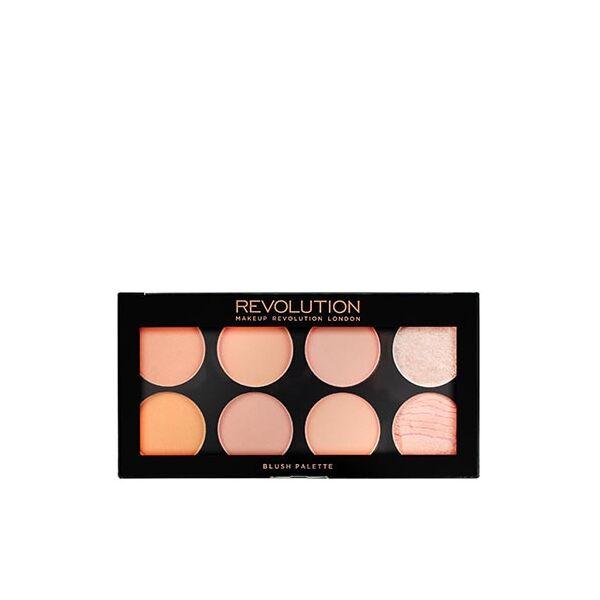Makeup Revolution Ultra Blush Pirosító Paletta Hot Spice