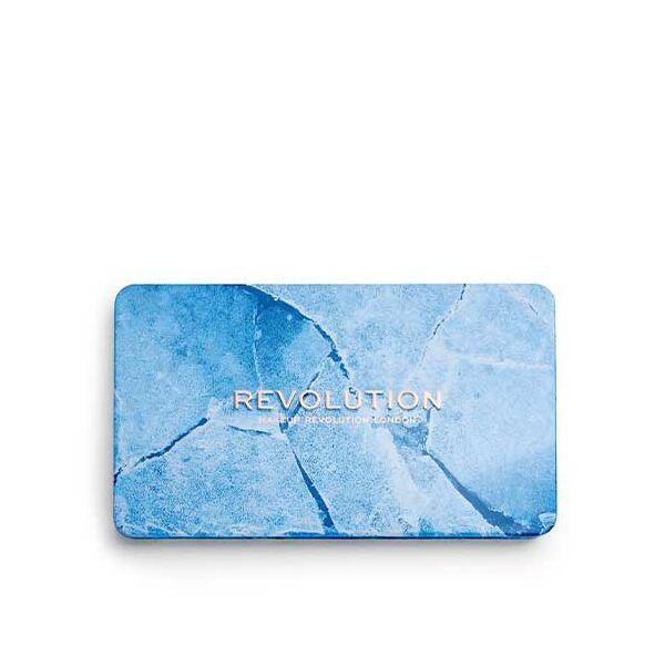Revolution Forever Flawless Szemhéjpúder Paletta Ice