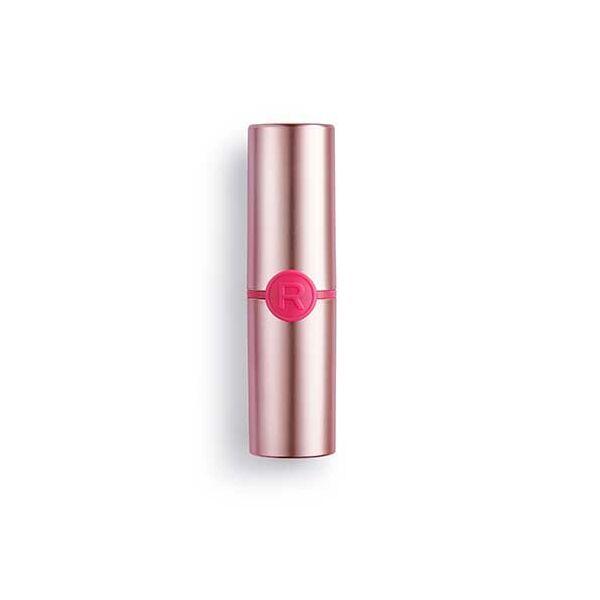 Makeup Revolution Powder Matte Ajakrúzs flamingo