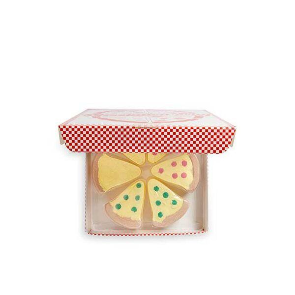 I Heart Revolution Tasty Pizza fürdőbomba szett 6x45gr