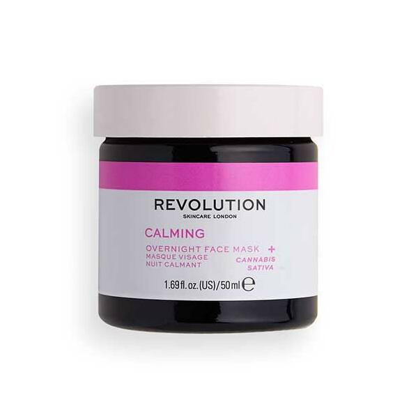 Revolution Skincare Mood Calming Nyugtató Éjszakai Arcpakolás 50ml