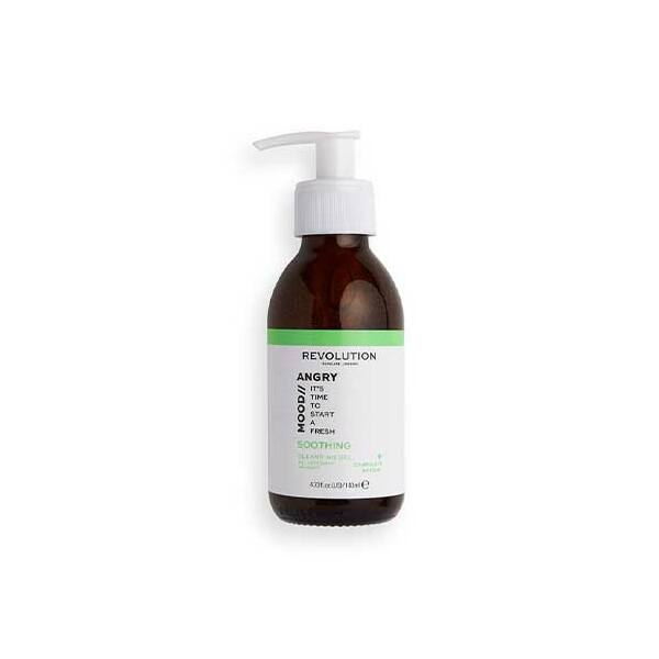 Revolution Skincare Mood Soothing Bőrpuhító Tisztító gél 140ml