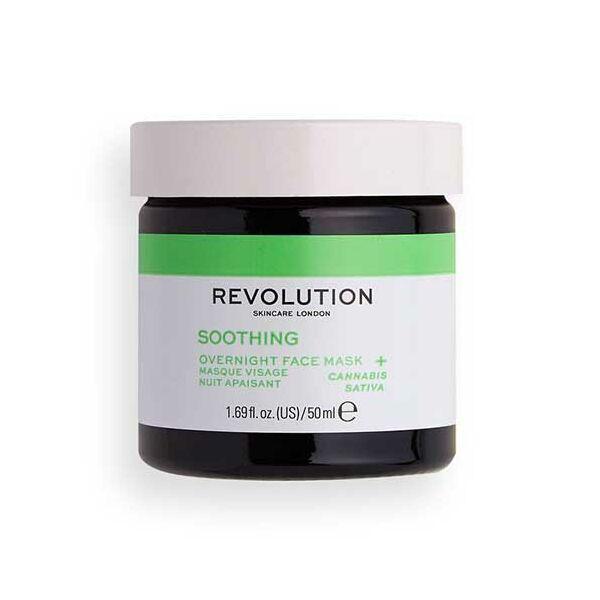 Revolution Skincare Mood Soothing Bőrpuhító Éjszakai Arcpakolás 50ml