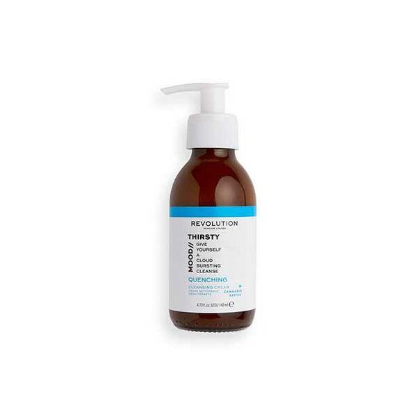 Revolution Skincare Mood Quenching Tápláló Arctisztító krém 140ml