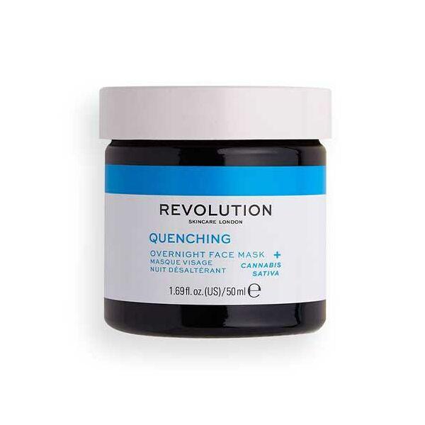 Revolution Skincare Mood Quenching Tápláló Éjszakai Arcpakolás 50ml