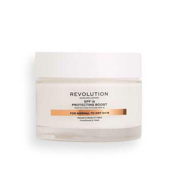 Revolution Skincare Hidratáló krém SPF15 Normál/Száraz bőrre 50ml