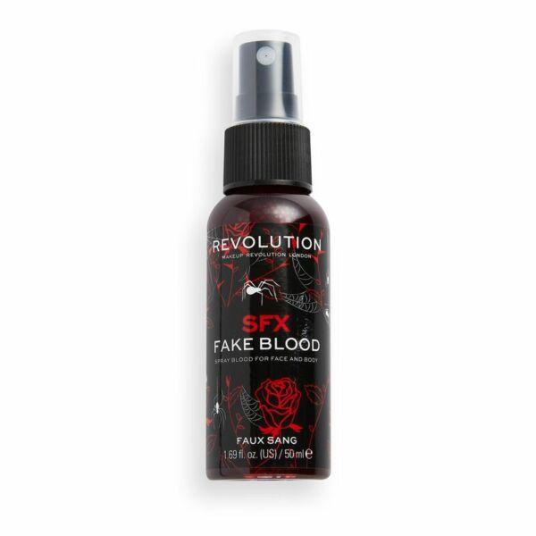 Revolution SFX Halloween Fake Blood Művér Spray 17ml