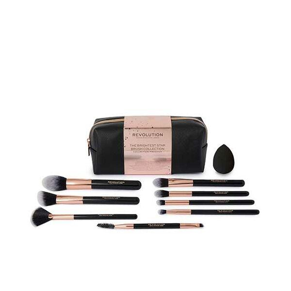 Makeup Revolution The Brush Collection Ecset Szett 2020