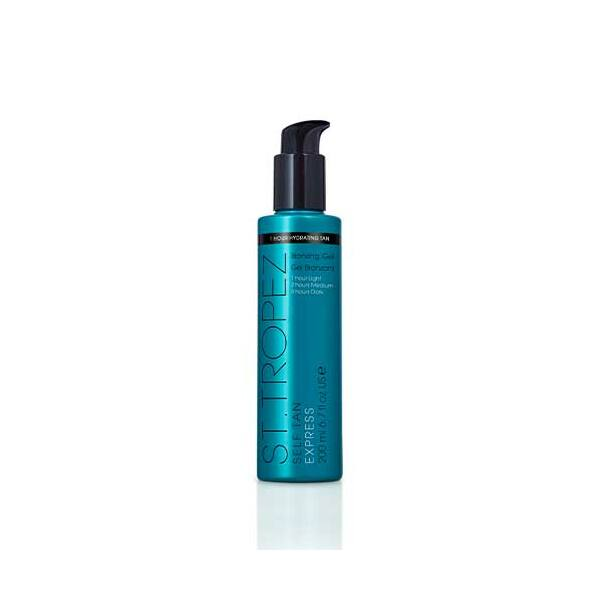 St. Tropez Self Tan Express Advanced Önbarnító Gél Testre 200 ml