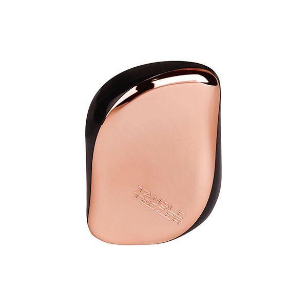 Tangle Teezer Compact Styler Hajkefe Rose Gold Black