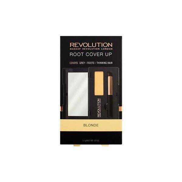 Revolution Root Cover Up Hajtőszínező Paletta Sötétszőke