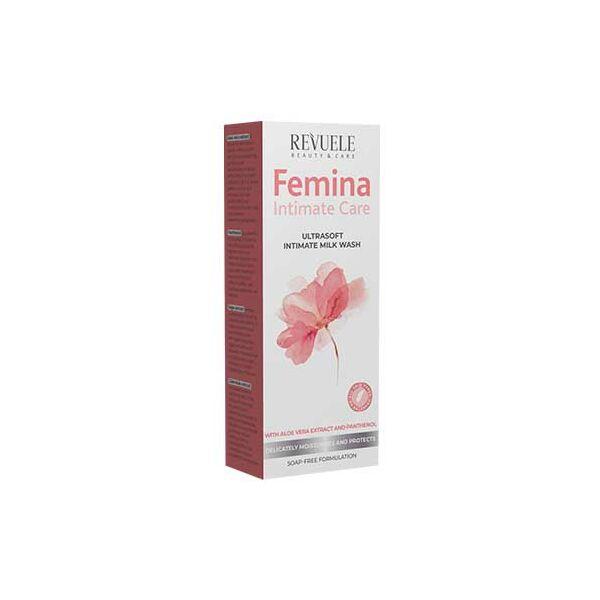 Revuele FEMINA INTIMATE CARE Ultragyengég Krémes Intim Mosakodó 250ml
