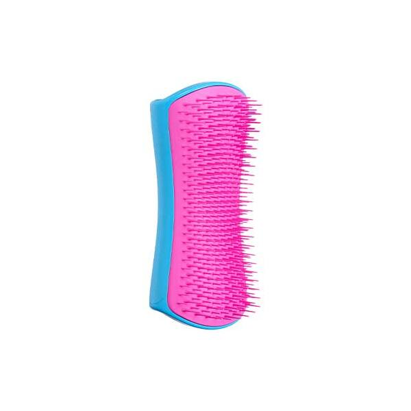 Pet Teezer De-Shedding Kutyakefe Blue Pink