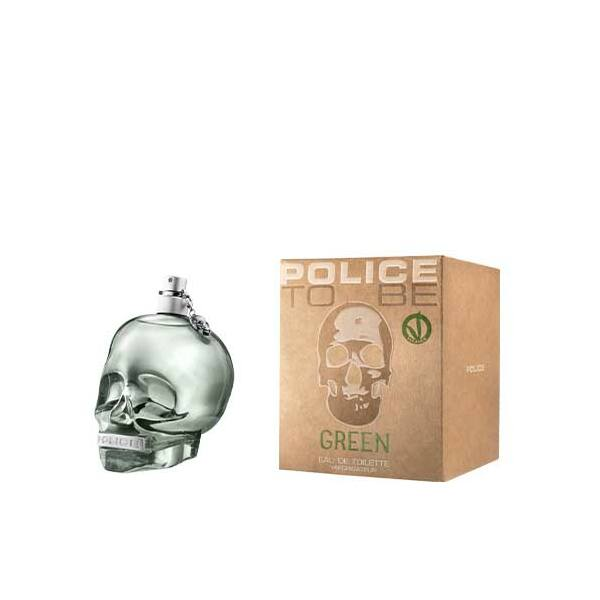 Police To Be Green EdT