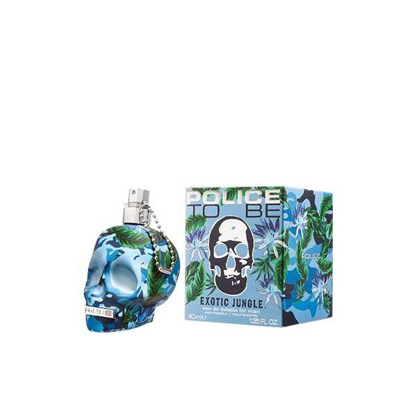 Police To Be Exotic Jungle Man EdT Férfiaknak