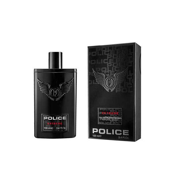 Police Extreme Edt férfiaknak 100 ml