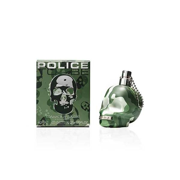 Police To Be Camouflage Férfi EdT