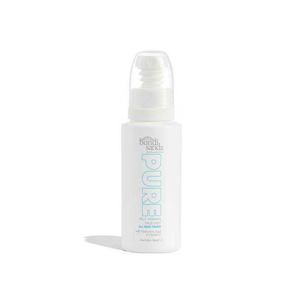 Bondi Sands Pure Tanning Önbarnító permet arcra 70 ml
