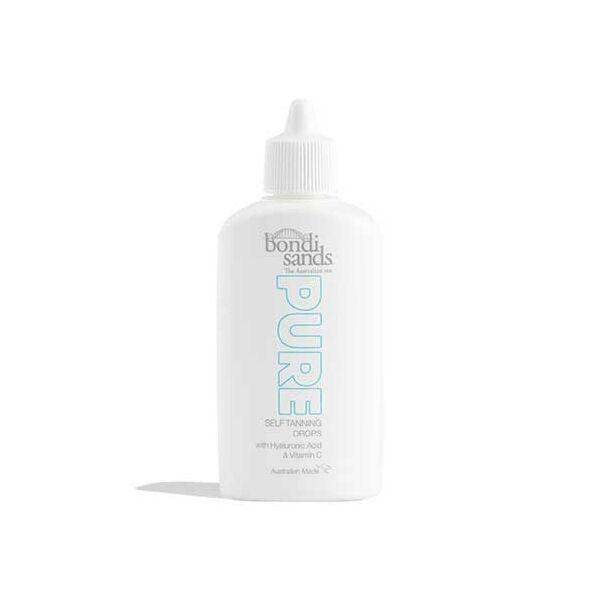 Bondi Sands Pure Tanning Önbarnító Cseppek Arcra 40 ml