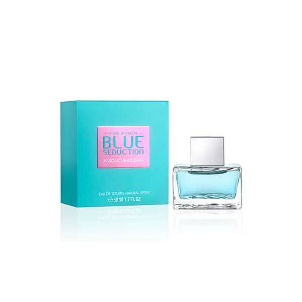 Antonio Banderas Blue Seduction Her EdT nőknek 50 ml