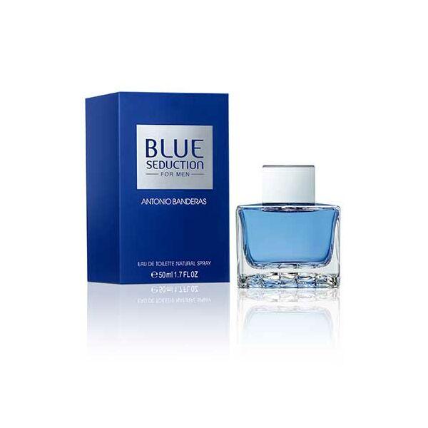 Antonio Banderas Blue Seduction EdT férfiaknak