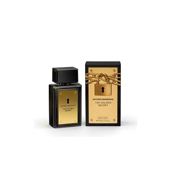 Antonio Banderas Golden Secret EdT férfiaknak