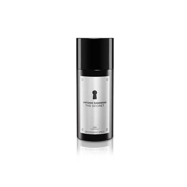 Antonio Banderas The Secret Deo Spray férfiaknak 150 ml