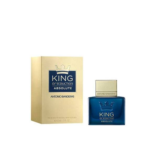 Antonio Banderas King of Seduction Absolute EdT férfiaknak