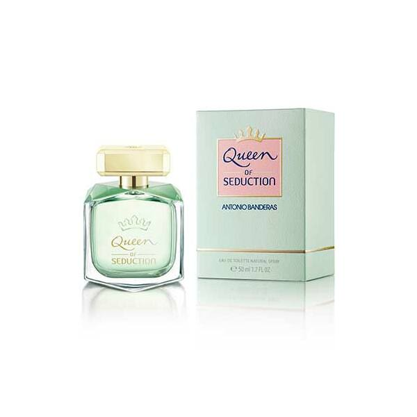 Antonio Banderas Queen of Seduction EdT nőknek