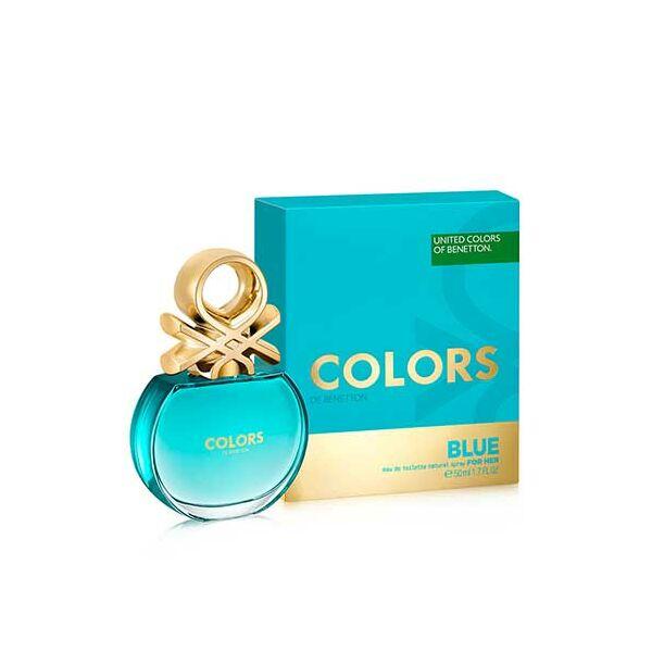 Benetton Colors Blue EdT nőknek