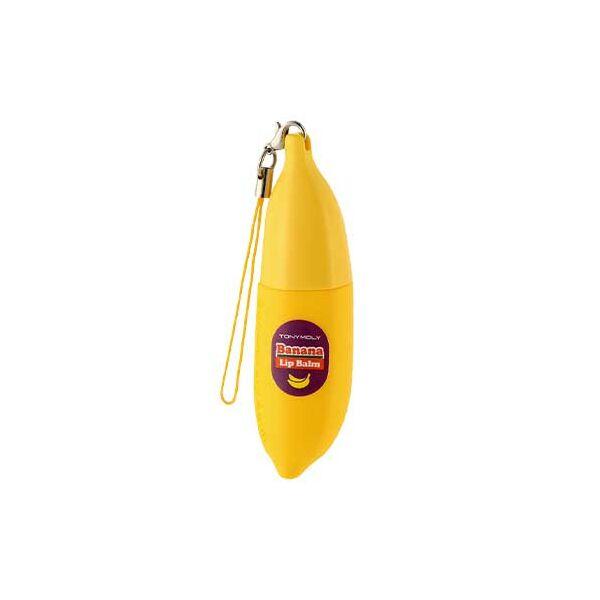 TONYMOLY Delight Banana Hidratáló Ajakbalzsam 7 gr