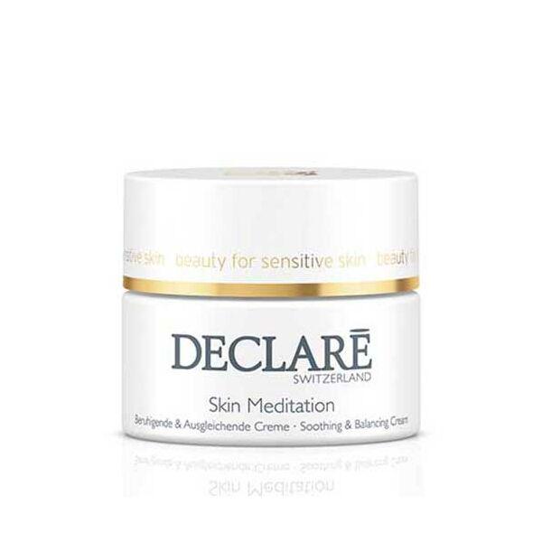 Declaré Stress Balance Skin Meditation Arcápoló A Nyugodt és Kiegyensúlyozott Bőrért 50 ml