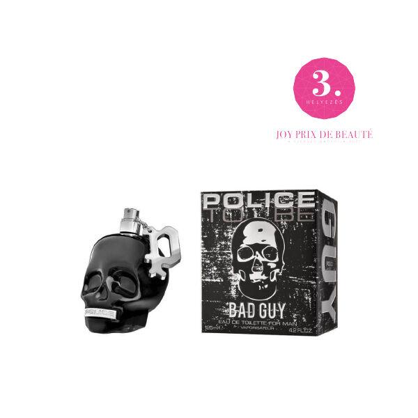 Police To Be Bad Guy EdT Férfiaknak