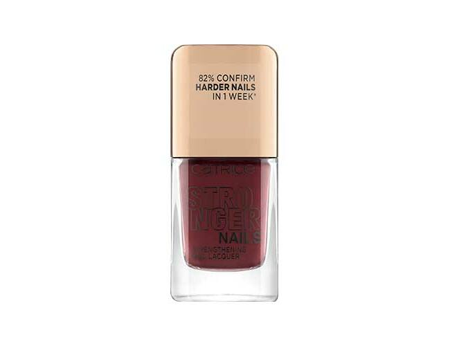 Stronger Nails Strengthening Nail Lacquer ♥ CATRICE COSMETICS